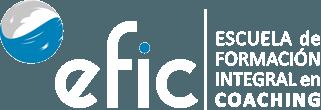 Efic Cursos de Coaching, PNL, Inteligencia Emocional Retina Logo