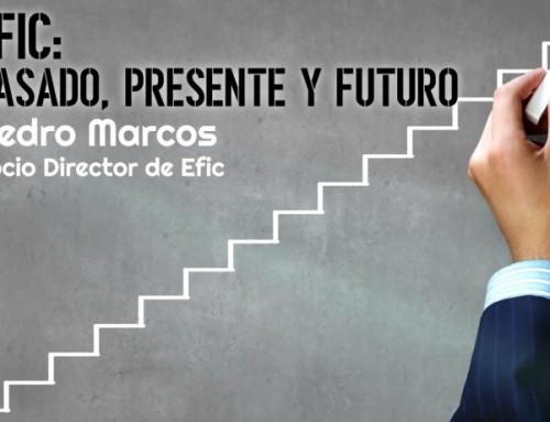 Efic + Cerca de ti – Entrevista a Pedro Marcos