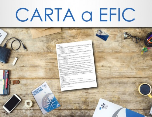 CARTA a EFIC