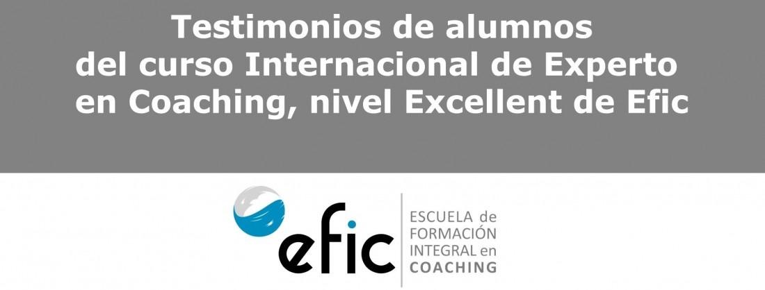 Testimonios de alumnos de Efic