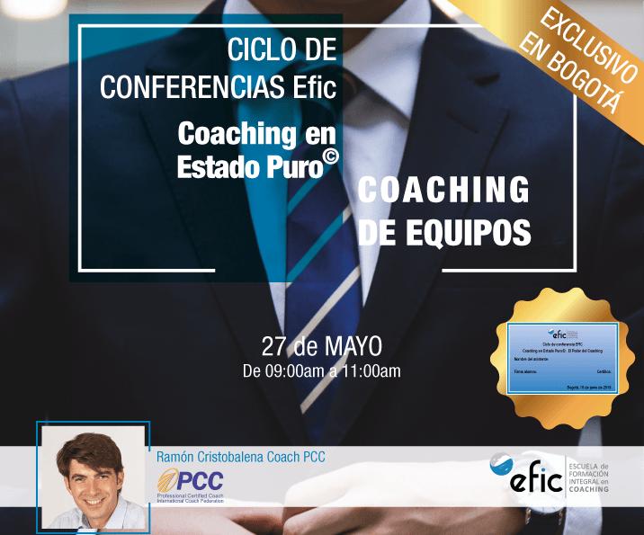 Ciclo de conferencias en Bogotá Efic